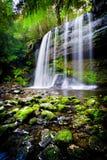 bedöva vattenfall royaltyfria bilder
