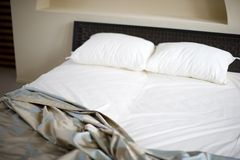 Bed Royalty Free Stock Photography