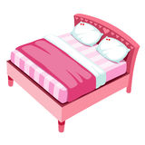 Bed Royalty Free Stock Photo
