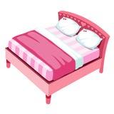Bed vector illustratie