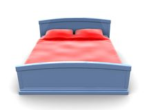 Bed Royalty Free Stock Image