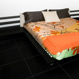 Bed angle Stock Images