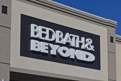 Bed Bath & Beyond零售地点IV 免版税图库摄影
