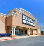 Bed Bath & Beyond Stock Photo
