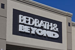 Bed Bath & Beyond Retail Location IV Royalty Free Stock Photography
