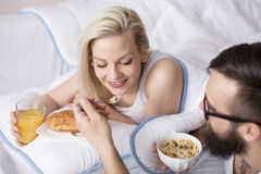 Bed and breakfast Stock Images