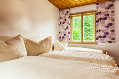 Bed and breakfast Royalty Free Stock Photo