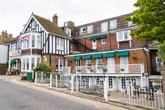 Bed and Breakfast in Rye Stock Images