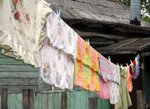 Bed-clothes Stock Photos