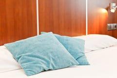 Bed Headboard Royalty Free Stock Photos