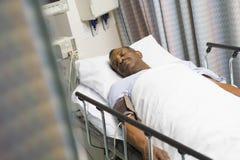 bed hospital patient Στοκ Εικόνες