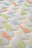 Bed Mattress close up Royalty Free Stock Photos