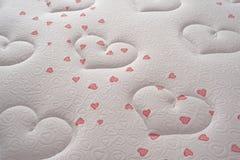Bed Mattress close up Stock Photos
