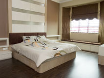 Bed Room-2 Stock Photography