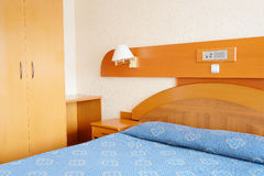 Bed room Royalty Free Stock Photo