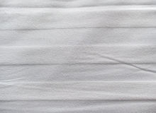 Bed sheet texture Royalty Free Stock Photography