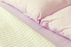 Bed sheets Stock Photography