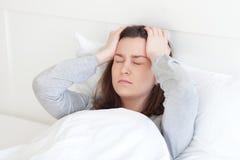 bed sick Στοκ Εικόνες