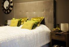 Bed textile Stock Photos