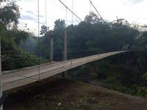 bedadung γέφυρα 1 χρονική διαλογή στοκ εικόνες