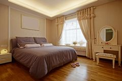 Bedchamber Stock Image