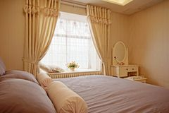 Bedchamber Stock Photography
