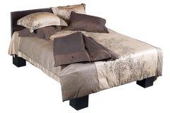 Bedclothes isolados foto de stock
