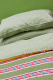 Bedclothes Stock Photo