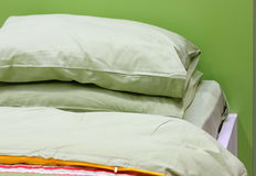 Bedclothes Royalty Free Stock Photo