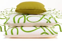 Bedding. Royalty Free Stock Photography