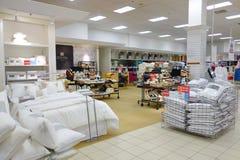 Bedding Area Stock Photo
