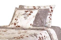Bedding. Isolated Stock Photo