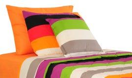 Bedding. Isolated Stock Image