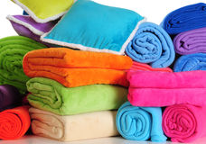 Bedding. Isolated Royalty Free Stock Image