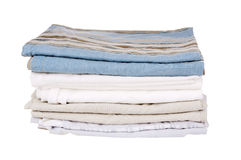 Bedding Isolated Stock Image