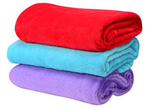 Bedding objects. Clipping path Royalty Free Stock Photography