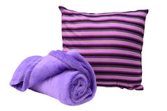 Bedding objects. Royalty Free Stock Photography