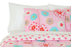 Bedding set. Series... Royalty Free Stock Image