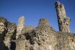 Bedecken-St. Edmunds Abbey Remains stockbild