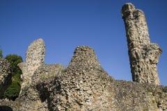 Bedecken-St. Edmunds Abbey Remains lizenzfreies stockbild