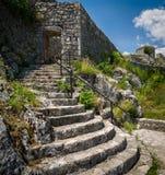 Bedem-Festung in Montenegro Lizenzfreie Stockfotos