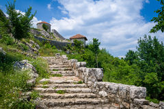 Bedem fortress ok Niksic Stock Photography
