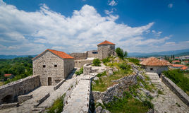 Bedem medieval fortress in Montenegro Royalty Free Stock Images