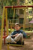 Bedenken Sie Kindheit Stockfoto