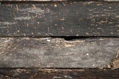 Bederf houten patroon royalty-vrije stock foto's