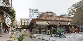 Bedesten Market Thessaloniki Stock Photos