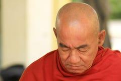 Bedevaart van Boeddhisme in Bagan stock foto's