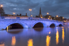 Bedford in England Stock Photography