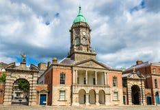 Bedford Hall of Dublin Castle Stock Photos
