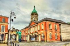 Bedford Hall von Dublin Castle Lizenzfreies Stockfoto